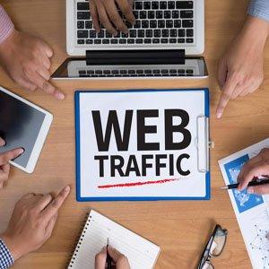 web trafic