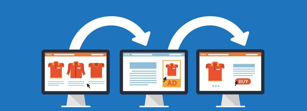 نوعی از تبلیغات آنلاین می باشد که دارای  گونه های متفاوتی است  و شامل تبلیغات بنری ، تبلیغات رسانه ایی و … می شود .برخلاف تبلیغات مبتنی بر متن  در این نوع از تبلیغات از عناصر صوتی ، تصویری برای تاثیر گذاری بیشتر تبلیغات استفاده می شود.  می توان این نوع تبلیغات رابا وجود برخی گزینه ها  به صورتی تنظیم کرد که بنر تبلیغاتی شما به کاربران هدف نمایش داده شوند حتی اگر جستجویی در باره ی محصولات و خدمات شما انجام ندهند.  9.بازاریابی مجددا (Remarketing)