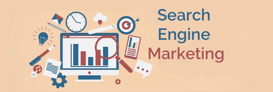 بازاریابی موتور جستجو (SEM)