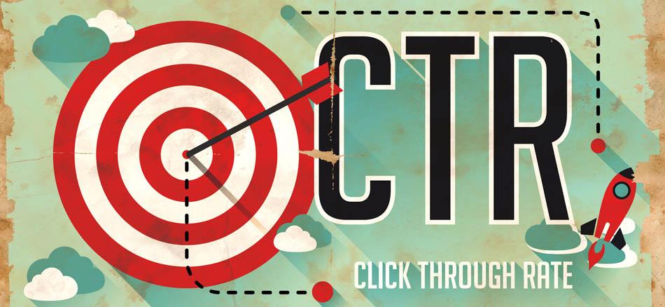 4- نسبت کلیک به نمایش (CTR)