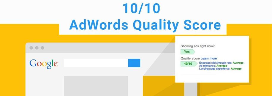 نمره کیفیت (Quality Score) به عنوان یک معیار سنجش در بسیاری از پلتفرم های تبلیغ کلیکی مانند گوگل ادوردز و Bing مطرح است و نقش بسزایی در نمایش تبلیغ و جایگاه آن و همچنین هزینه کلیکی که بابت آن جایگاه می بایست پرداخت شود ایفا می کند.