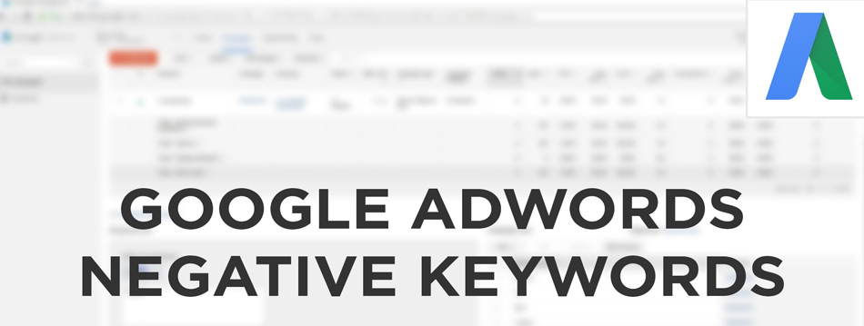 3 – بررسی دائم negative keywords