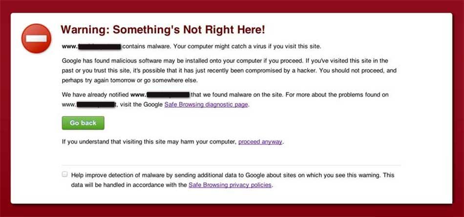 رفع malware سایت
