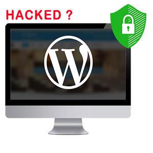 هک شدن سایت وردپرسی