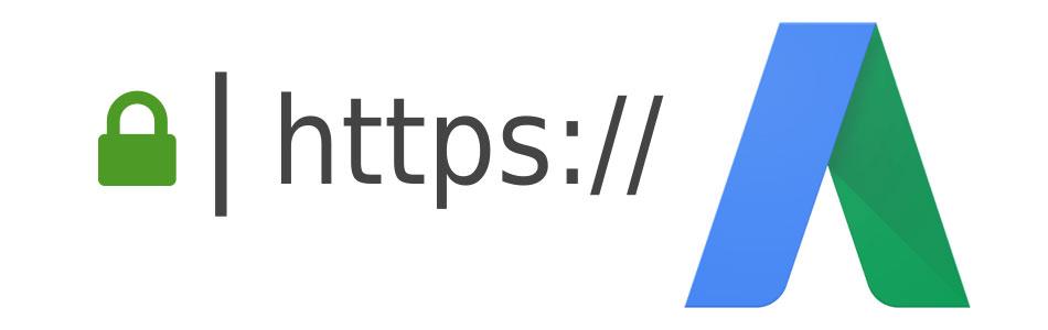تاثیر ssl در گوگل ادوردز