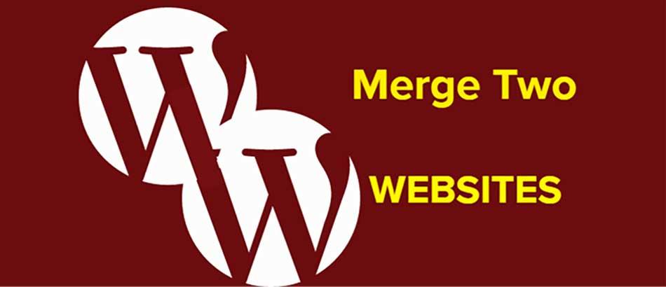 ادغام دو سایت وردپرس / آموزش نحوه ادغام دو سایت وردپرس بدون از دست دادن سئو