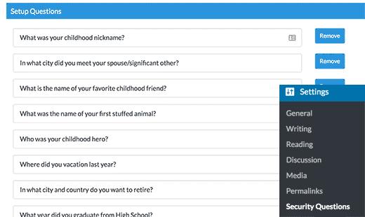 آموزش افزودن سوالات امنیتی به صفحه ورود وردپرس