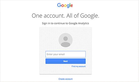 نصب گوگل آنالیتیکس در وردپرس