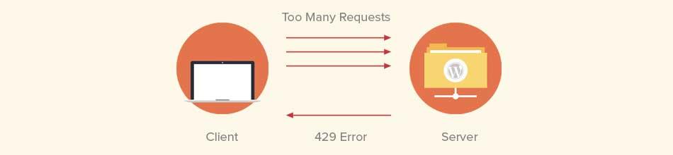 خطای 429 یا ارور Too Many Requests