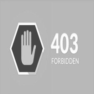 نحوه رفع خطای 403 Forbidden در وردپرس