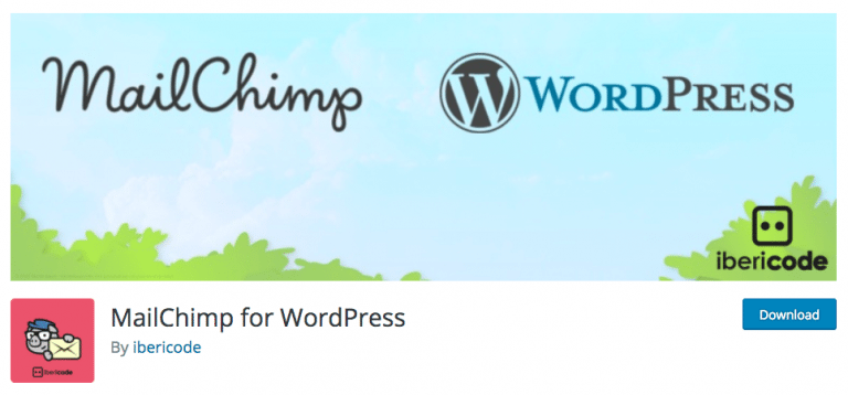 پلاگین MailChimp for WordPress