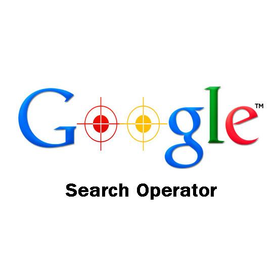 اپراتورهای جستجوی گوگل