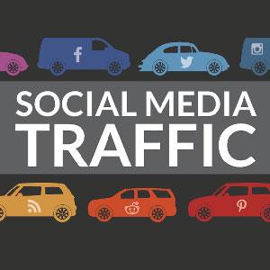 افزایش ترافیک شبکه های اجتماعی
