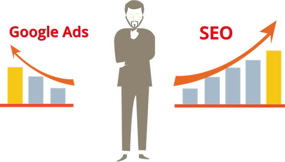 تبلیغات در گوگل یا سئو ؟