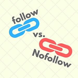 تفاوت لینک فالو و نوفالو