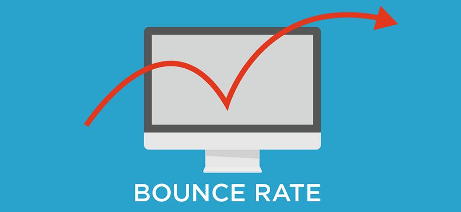 فاکتور bounce rate