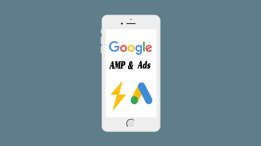 تأثیر گوگل amp در تبلیغات گوگل