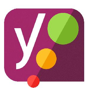 لوگوی پلاگین Yoast SEO وردپرس