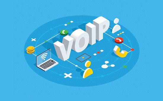 سرویس VoIP