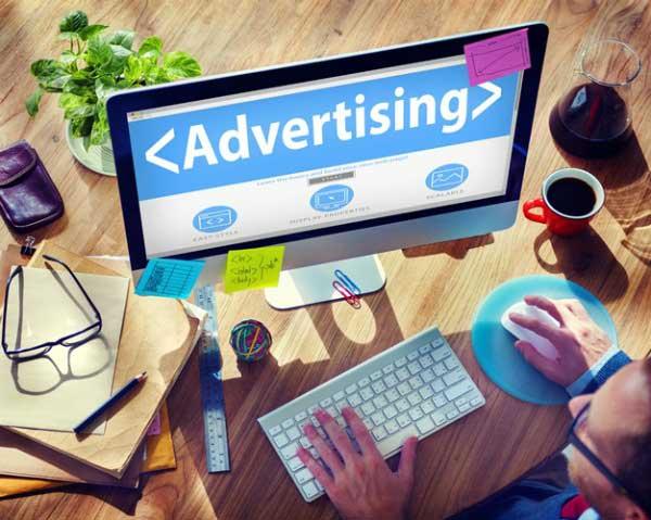 تبلیغات آنلاین اینترنتی