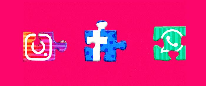 ادغام واتس آپ، اینستاگرام و مسنجر فیسبوک