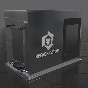 دستگاه Refabricator ناسا