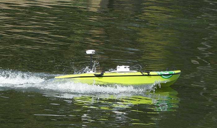 قایق های آکوستیک برای پیش بینی سیل