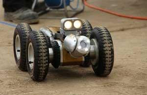 ربات Mr Nosey