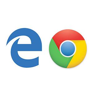 گوگل و edge