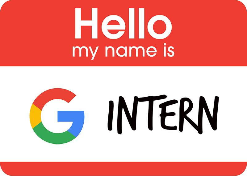 کارآموز گوگل