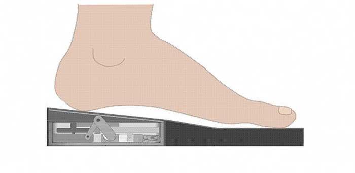 کفی کفش سربازان آمریکایی برای تولید برق