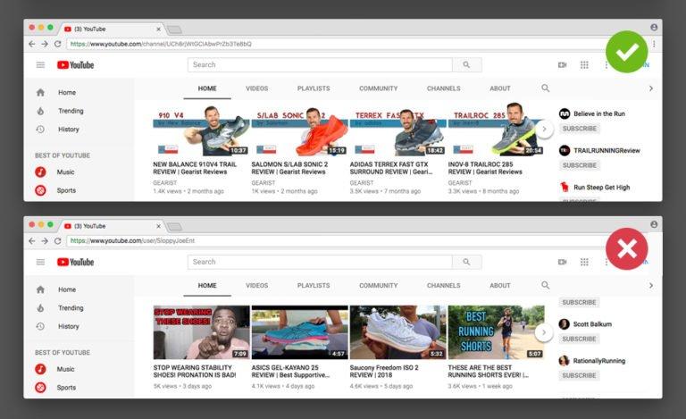 کانال GEARIST یوتیوب