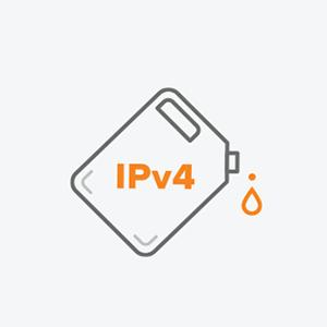 تمام شدن IPv4