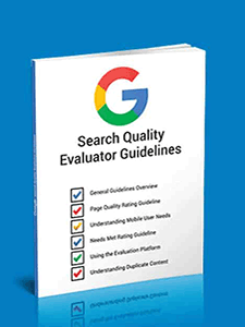 راهنمای رتبه بندی کیفیتی گوگل