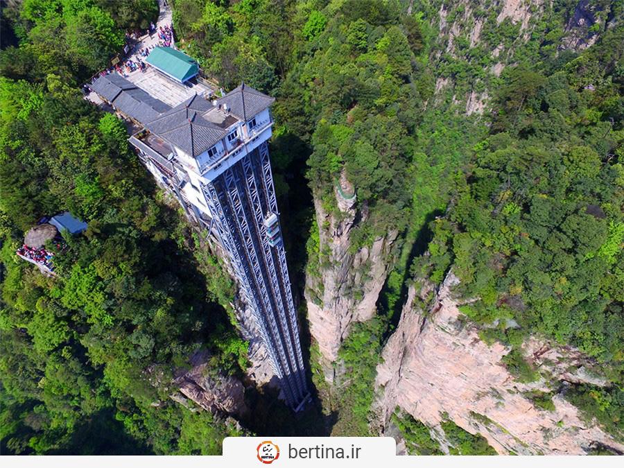 آسانسور بیلونگ چین