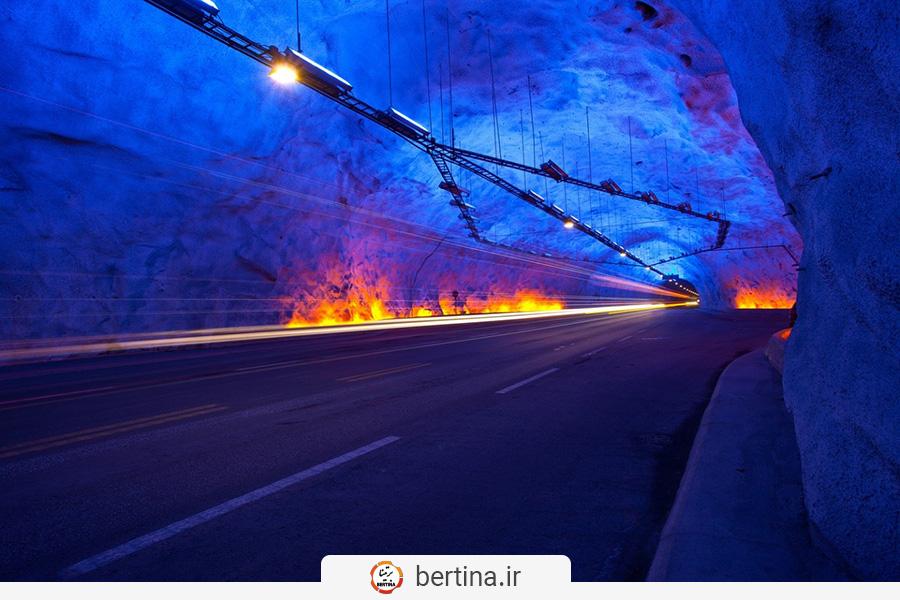 تونل بزرگ لردال