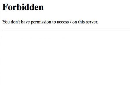 3_403_forbidden_error