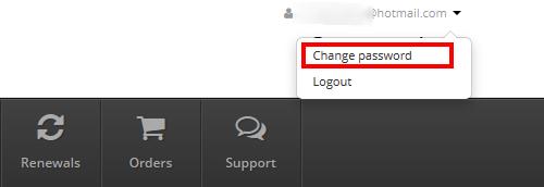 Change-Password