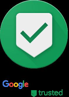 مورد تایید گوگل